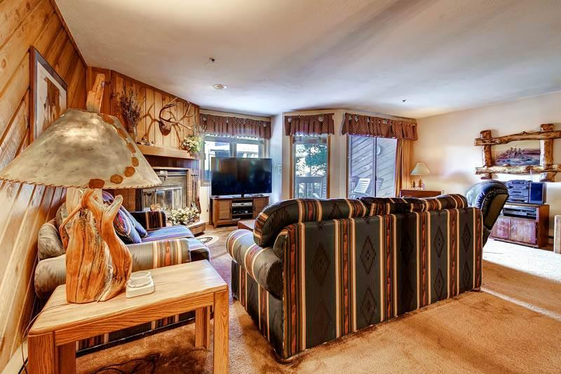 Cimarron #208 - Image 1 - Breckenridge - rentals