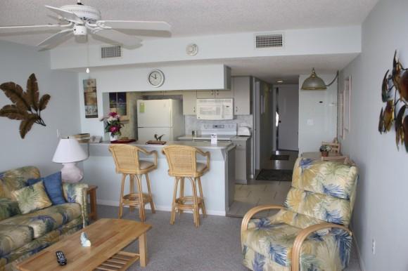 Beach Condo Rental 413 - Image 1 - Cape Canaveral - rentals