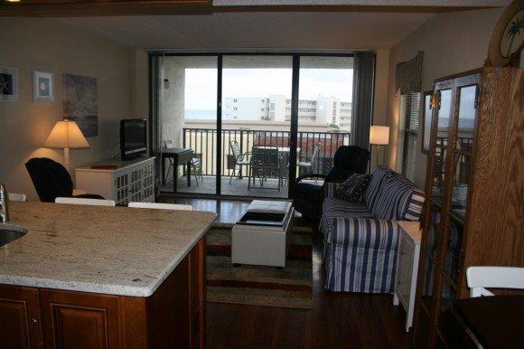 Beach Condo Rental 514 - Image 1 - Cape Canaveral - rentals