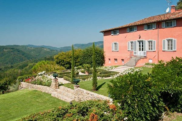 Ideal restored Italian villa- very private location. SAL IGI - Image 1 - Lucca - rentals