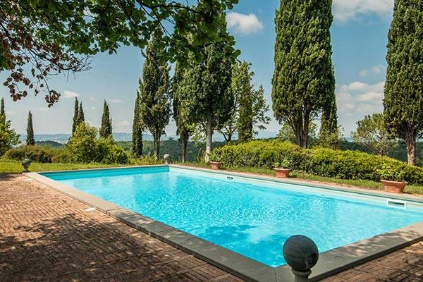 Take self-indulgent delight in this beautifully decorated Tuscan villa, which was featured in several Home Decor magazines SAL FON - Image 1 - Tuscany - rentals
