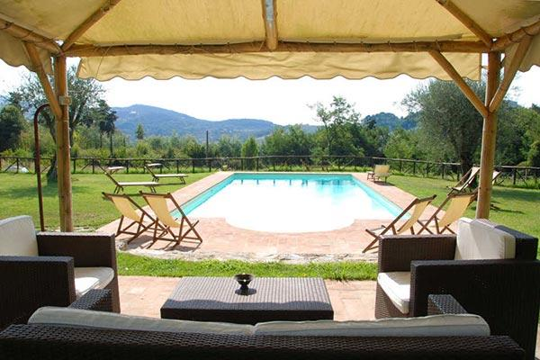 Peaceful farmhouse outside the village of Massarosa, close to the coast. SAL VAL - Image 1 - Lucca - rentals