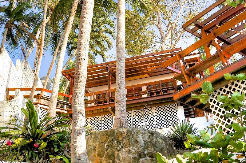 Villa Presili - Contadora - Villa Presili: a secluded & quiet beach front villa, with an ideal location... - Contadora Island - rentals