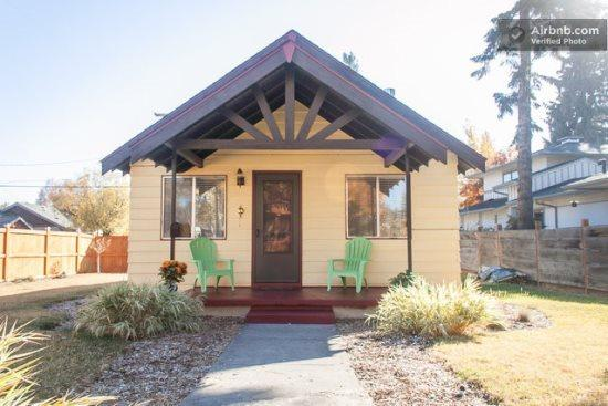 Welcome to 852 Columbia - Charming Vintage Cottage on the Westside, Fantastic Location - Bend - rentals