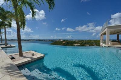 Beautiful 5 Bedroom Villa in Terres Basses - Image 1 - Baie Rouge - rentals