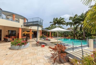 Unique 5 Bedroom Villa in Terres Basses - Image 1 - Plum Bay - rentals