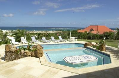 Splendid 4 Bedroom Villa in Upscale Orient Bay - Image 1 - Orient Bay - rentals