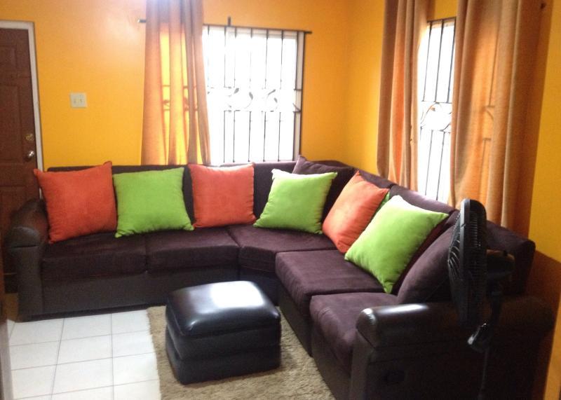 Cute TropiCasa 2BD/2BR - Kingston Jamaica - Image 1 - Kingston - rentals