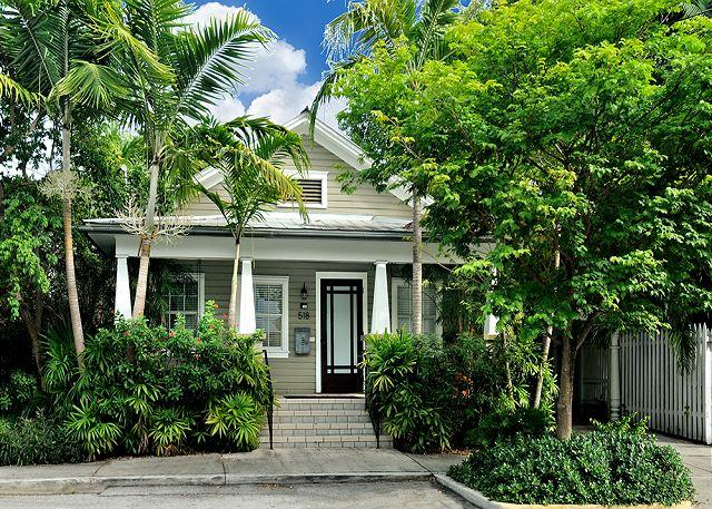 Casa de Cuba:Beautiful home loaded with style and elegance - Image 1 - Key West - rentals