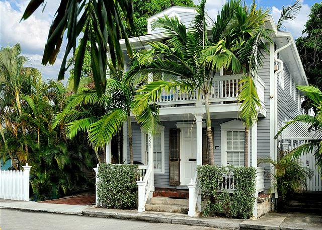 Louisa House: A comfortable four bedroom vacation hideaway - Image 1 - Key West - rentals