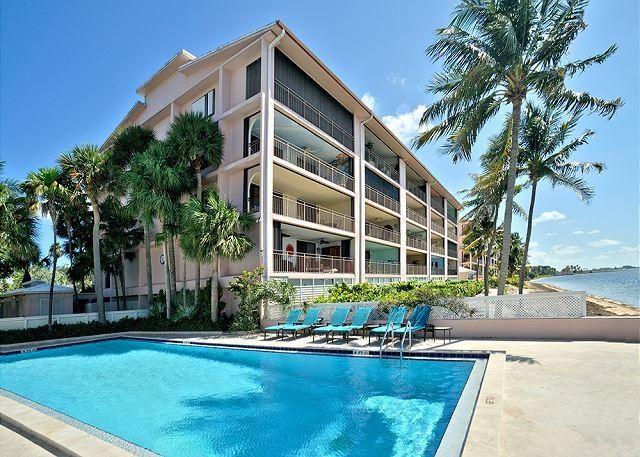Beach Club #213 - Unique Oceanfront living - Image 1 - Key West - rentals