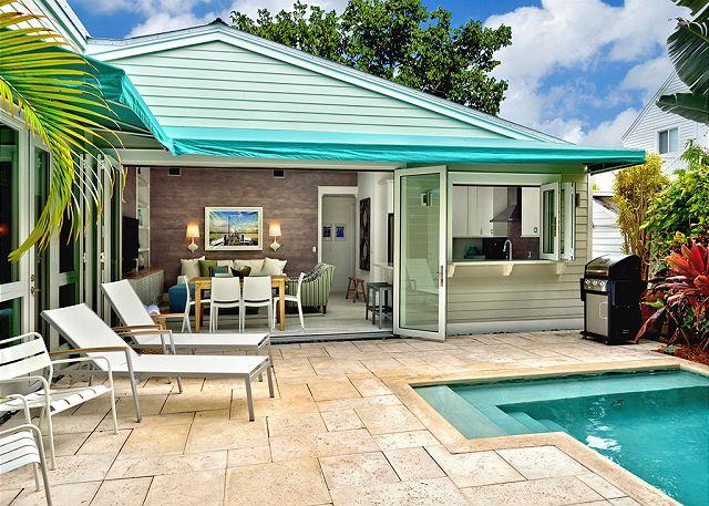 Tucked away near the Southernmost Point, Louisa's Hideaway is it! - Image 1 - Key West - rentals