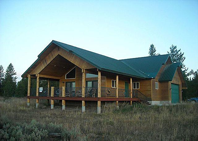 Bear Hollow has unobstructed views of the Teton's. - Image 1 - Island Park - rentals