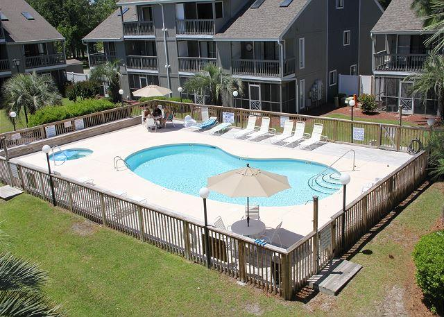 Golf Colony Resort Blissful Villa ready for Your Family  Vacation!- 30F - Image 1 - Surfside Beach - rentals