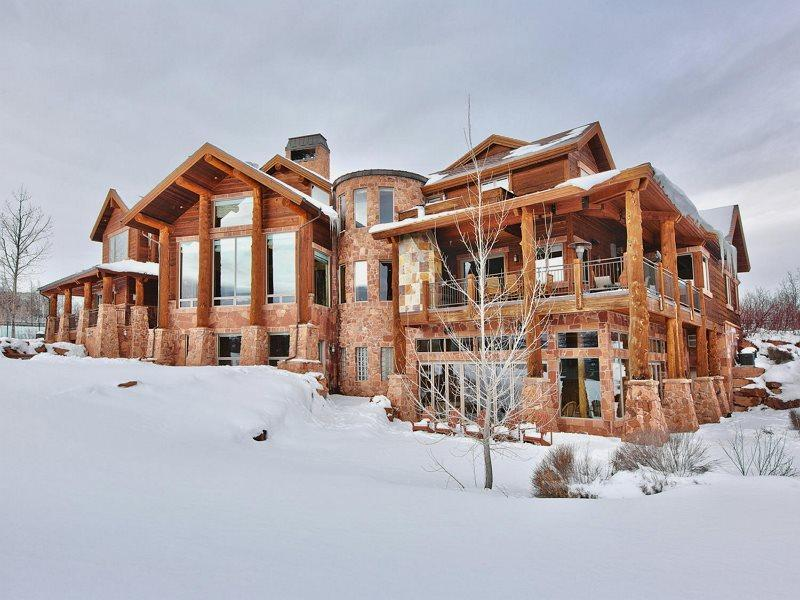 Crown Jewel Estate  - Crown Jewel Estate Park City with Mountain Views and Indoor Swimming Pool and Outdoor Hot Tub - Park City - rentals