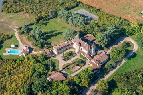 Vast Country Chateau FRMD122 - Image 1 - Lauzun - rentals
