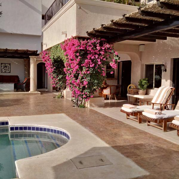 ****BEACH 5 min walk, 3bdrm Golf Villa Casa Shona - Image 1 - San Jose Del Cabo - rentals