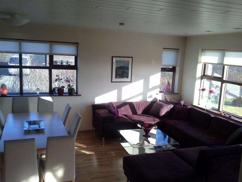 Dining - Cosy family home by the Golden Circle in Iceland - Laugarvatn - rentals