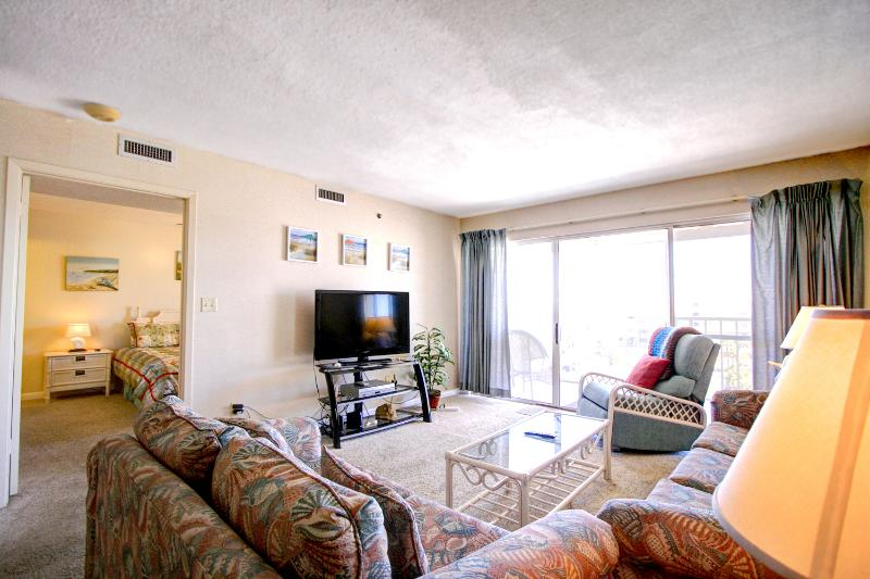 Sea Oats 709-7th FL- RealJOY Fun Pass- Partial GulfView*Okaloosa Island! - Image 1 - Fort Walton Beach - rentals