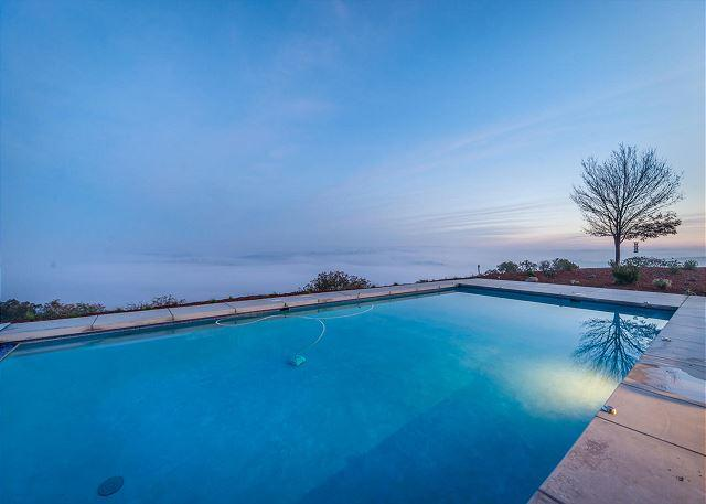 "Paso Robles ""Top of the World"" Pool with Views and High-End Privacy - Image 1 - Paso Robles - rentals"