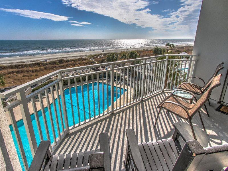 View from 3301 Sea Crest - 3301 Sea Crest - Hilton Head - rentals