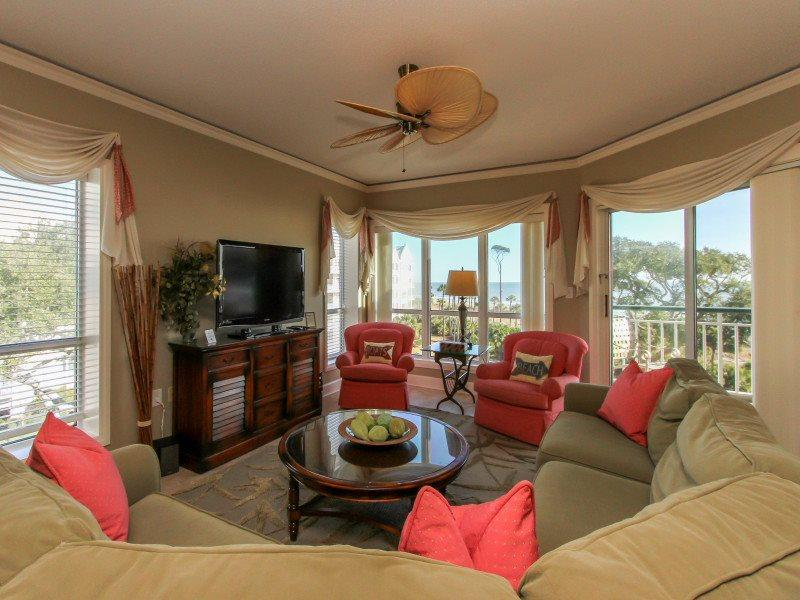 3409 Windsor Court South - Image 1 - Palmetto Dunes - rentals
