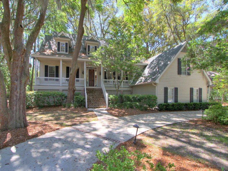 74 Baynard Cove - 74 Baynard Cove Road - Sea Pines - rentals