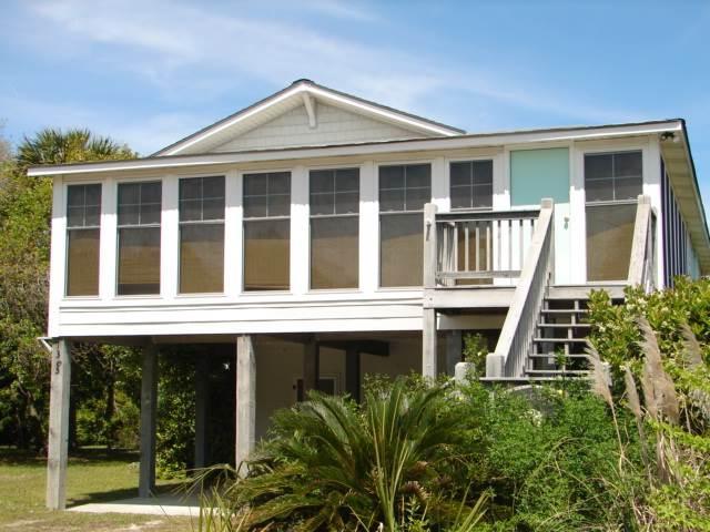 """1305 Chancellor St - """"1305 Chancellor"""" - Image 1 - Edisto Beach - rentals"""