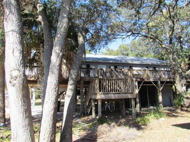"1609 Lybrand St. - ""Beach Dream"" - Image 1 - Edisto Beach - rentals"