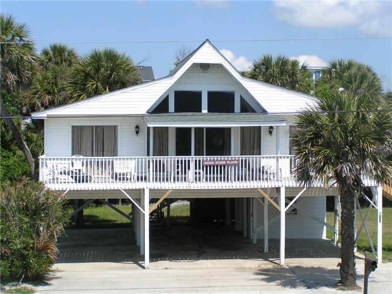 "413 Palmetto Blvd - ""Some Other Place"" - Image 1 - Edisto Beach - rentals"