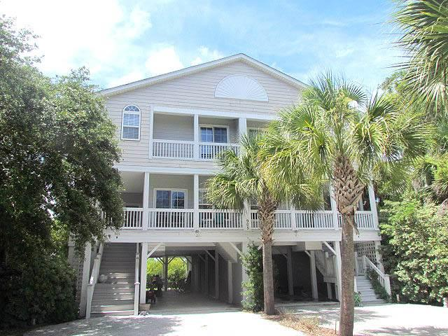 "905B Jungle Shores - ""Campocain"" - Image 1 - Edisto Beach - rentals"