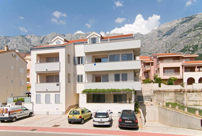 Apartment.Gracin.Makarska - Cozy apartment Gracin in Makarska - Makarska - rentals
