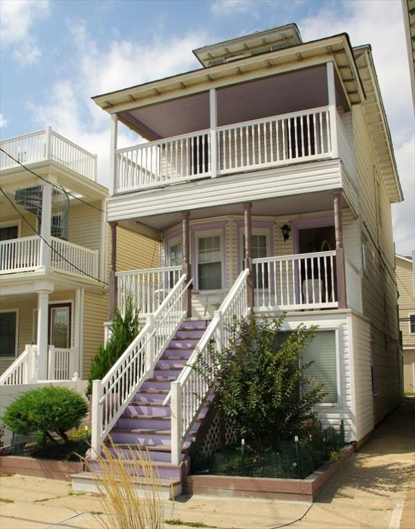 Front - 1344 Central Avenue 3rd 9746 - Ocean City - rentals
