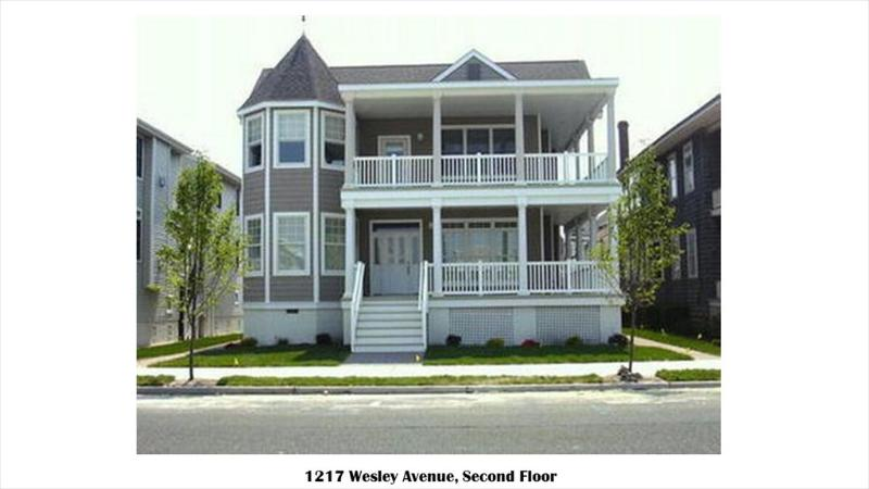 1217 Wesley Avenue 2nd Floor 114808 - Image 1 - Ocean City - rentals