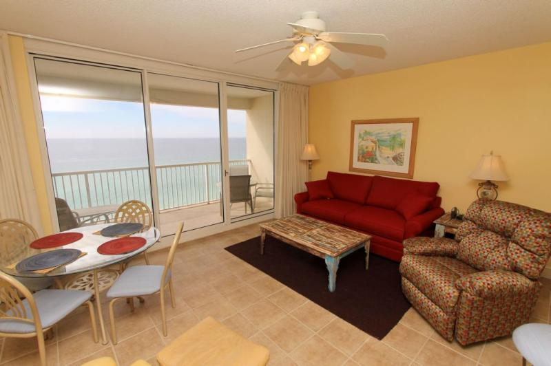 Gulf Front Balcony View at Majestic Beach Resort - Image 1 - Panama City Beach - rentals