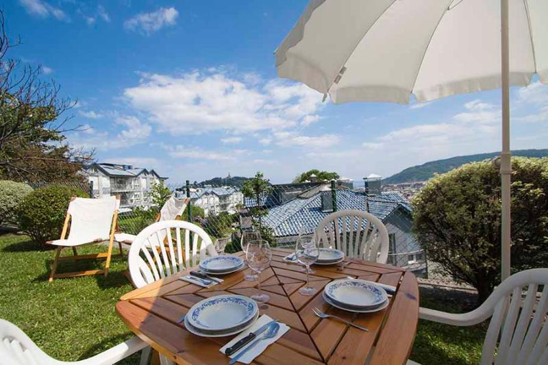 Villa Lanbroa - Image 1 - San Sebastian - rentals