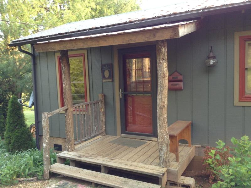The Blue Spruce Cabin - THE BLUE SPRUCE - Franklin - rentals