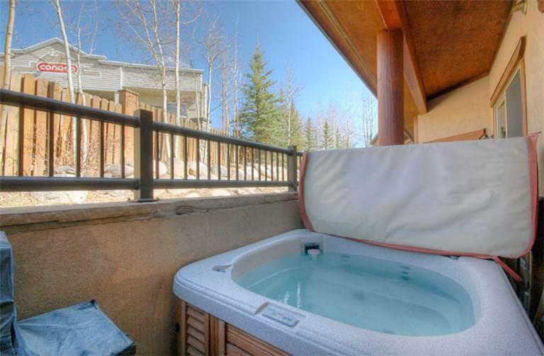 Corral at Breckenridge #102E - Image 1 - Breckenridge - rentals