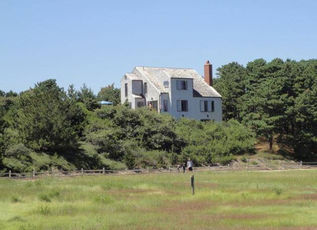 Contemporary with water and marsh views (1684) - Image 1 - Wellfleet - rentals