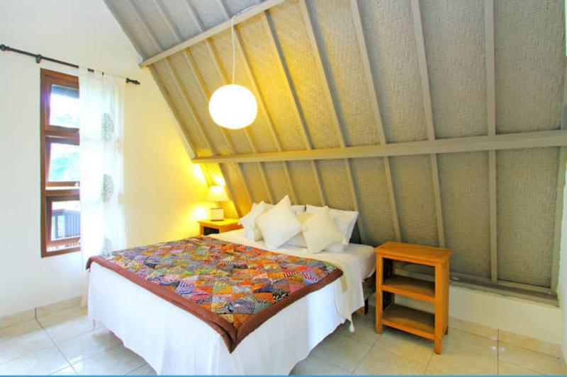 Master Bedroom - Mango Lodge, Cottage 1. - Jimbaran - rentals