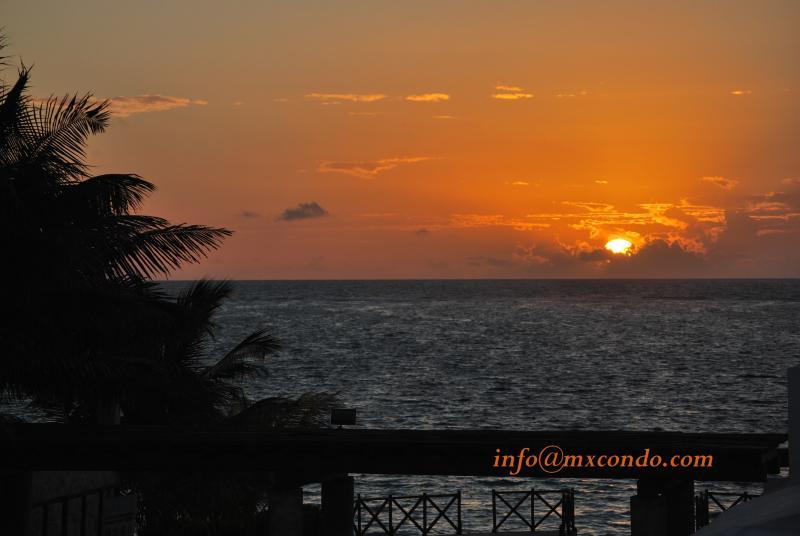 Sunrise - Casita Mavisu - 2 BR Beachfront - Casita Blanca Unit C4 - Puerto Morelos - rentals