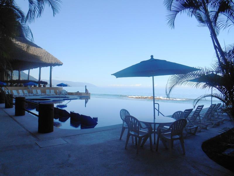 LPLM601 - South Shore Oceanfront - South Shore - Secluded Beachfront 3 BR Condo - Puerto Vallarta - rentals