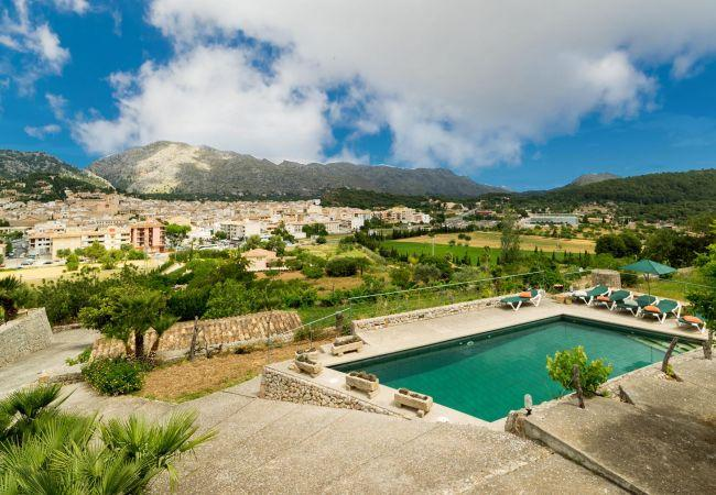 4 bedroom Villa in Pollenca, Mallorca, Mallorca : ref 2093163 - Image 1 - Pollenca - rentals
