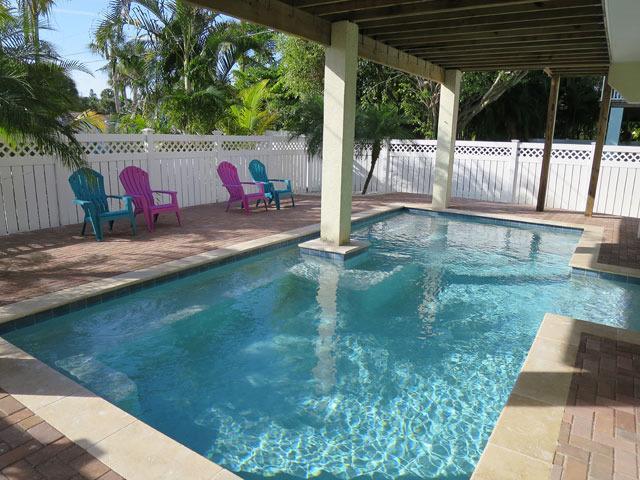 Sea Breeze Pool Home - Image 1 - Holmes Beach - rentals