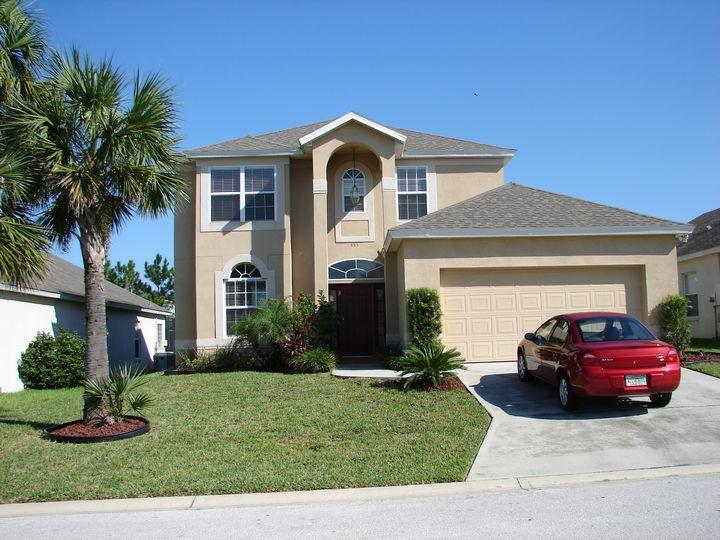 Orlando villa with games room & spa - Image 1 - Davenport - rentals