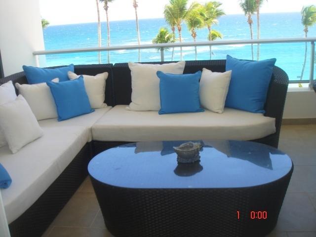 Beachfront Condo - Image 1 - Juan Dolio - rentals