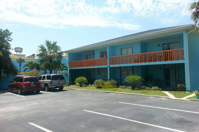 Marion Lane Suites right next to  Ron Jons and the Beach - Marion Lane Suites Unit #1 - Cocoa Beach - rentals