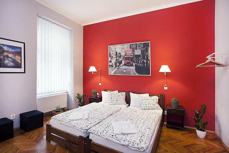 Central Station Studio 2 - Central Location! - Image 1 - Prague - rentals
