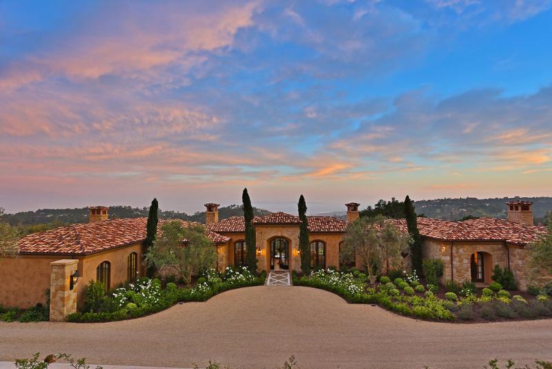 Umbrian Masterpiece - Villa Bella - Montecito - rentals