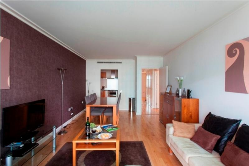 Luxury MoLi Dockland 1 Bedroom Apt in Canary Wharf - Image 1 - London - rentals